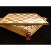 Chess box - modern