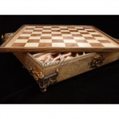 Chess box - castle