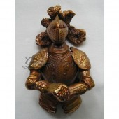 Door knocker - knight